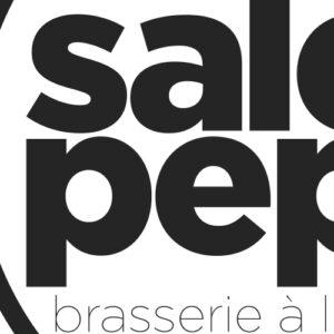 Sale&Pepe - logo & flyer A5 recto/verso - SmoleStudio