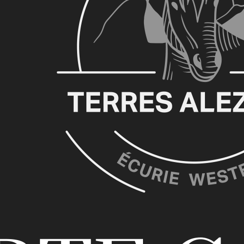 Terres Alezanes | logo & cartes cadeaux 100x210